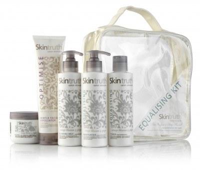 Skintruth Equalising Kit Pflege-Set für ölige Haut